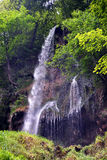 Bad Urach Waterfall Stock Images