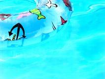Bad von Feiertagen. Stockfoto