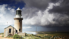 Bad weather Stock Image