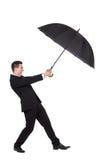 Bad weather Stock Photography