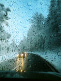 Bad weather Royalty Free Stock Photos