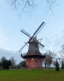 Bad Zwischenahn, windmill in the open-air museum Royalty Free Stock Photography