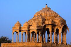 Bada Bagh Cenotaph Royalty Free Stock Photo