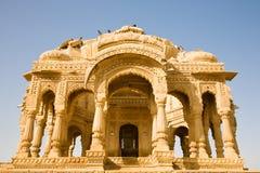 Bada Bagh, Jaisalmer Stock Photo