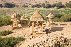 Bada Bagh, Jaisalmer, Rajasthan Royalty Free Stock Images