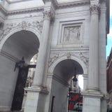 Badać Londyn Obrazy Stock