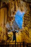 Bada raj jamę w Wietnam Zdjęcia Royalty Free