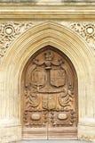 BadAbbey i England Royaltyfri Bild