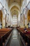 Badabbotskloster i England Royaltyfri Foto