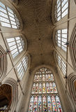 Badabdij, Somerset, het UK royalty-vrije stock fotografie