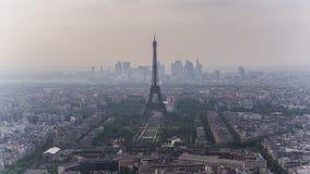 Badający widoki Paris wśród few dni Fotografia Stock