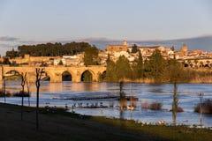 BADAJOZ, ESPANHA Imagens de Stock Royalty Free