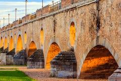 Badajoz, Extremadura, Spain. Royalty Free Stock Images
