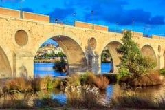 Badajoz, Extremadura, Spain. Royalty Free Stock Photos