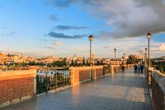 Badajoz, Extremadura, Spain. Royalty Free Stock Photo