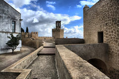 Badajoz fortification Royalty Free Stock Images