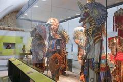 Badajoz karnawału muzeum Obrazy Stock