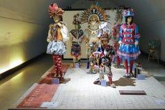 Badajoz karnevalmuseum Royaltyfria Bilder