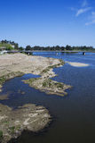 badajoz rzeka obrazy royalty free
