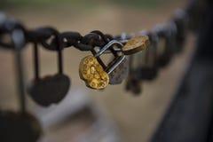 badaling的北京瓷极大的锁定爱墙壁 图库摄影