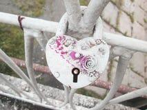 badaling τοίχος αγάπης κλειδωμάτων του Πεκίνου Κίνα μεγάλος Στοκ εικόνα με δικαίωμα ελεύθερης χρήσης