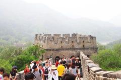 badaling Великая Китайская Стена стоковая фотография