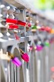 badaling стена влюбленности замка фарфора Пекин большая Стоковые Изображения RF