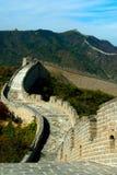 Badaling (Chinesische Mauer) Lizenzfreie Stockbilder