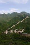 Badaling: die Chinesische Mauer Lizenzfreie Stockfotografie