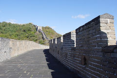 Badaling great wall Royalty Free Stock Photography