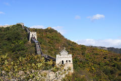 Badaling great wall Stock Photos