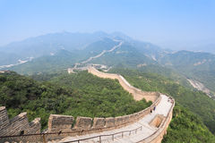 Badaling great wall Royalty Free Stock Photos