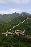 Badaling: the Great wall Royalty Free Stock Photography