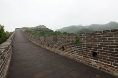 Badaling Great Wall, Beijing, China Royalty Free Stock Photography