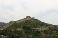 The Badaling Great Wall Royalty Free Stock Image