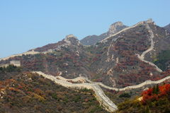 Badaling national forest park Royalty Free Stock Photography