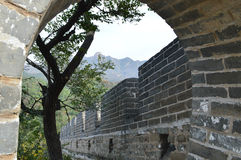 Badaling, the wall Royalty Free Stock Photo