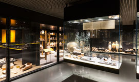 Badalona Roman Museum. Royalty Free Stock Photos