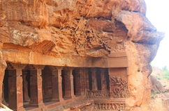 Badami Caves, Karnataka, India Stock Photo