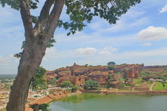 Badami,  karnataka, India Royalty Free Stock Image