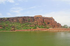 Badami,  karnataka, India Royalty Free Stock Photos