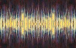 badanie tła obrazu olejnego partii kawałek tekstury tam Zorza Borealis w nocnym niebie ilustracji