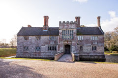Baddesley Clinton Country House Royalty Free Stock Photography