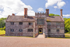 Baddesley Clinton Manor House Royaltyfria Bilder