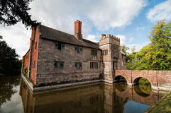 Baddesley Clinton Royalty Free Stock Photos