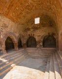 Badeanstalt der alten Römer Lizenzfreie Stockbilder