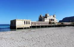 Badeanstalt in Palermo, Charleston Lizenzfreies Stockfoto