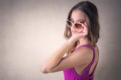 badebekleidung Stockfoto