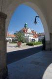 badehaus kurpark Στοκ εικόνα με δικαίωμα ελεύθερης χρήσης
