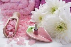 Badekurort-Behandlung Aromatherapy Stockfoto